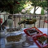 Ресторан Невинный садовник - фотография 3 - Фуршетное меню
