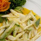 Ресторан Asia - фотография 2 - Салат из бамбука по-сычуаньски
