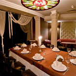 Ресторан Leningrad - фотография 5 - Вип зал