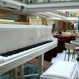 Ресторан Фойе Live - фотография 1 - Вид со сцены