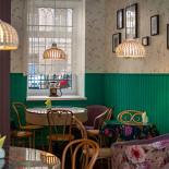 Ресторан Сова - фотография 3 - Основной зал