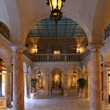 Ресторан Турандот - фотография 2 - Флорентийский дворик, вход