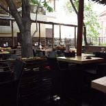 Ресторан Maki Maki - фотография 1 - Уютное летнее кафе на Садовом Кольце