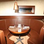 """Ресторан Каланча - фотография 2 - центральный зал """"Золотой"""" в КАЛАНЧЕ"""