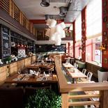 Ресторан Italy на Московском - фотография 6 - Основной зал