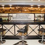 Ресторан Ричард - фотография 5 - Контактная барная стойка