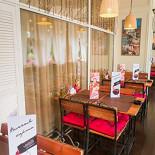 Ресторан Da Pino - фотография 3 - Летняя веранда.