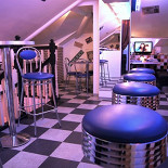 Ресторан Frendy's - фотография 3 - Bar seats