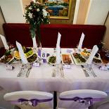 Ресторан Волгоград - фотография 3 - Свадебный банкет