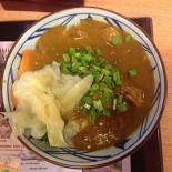Ресторан Марукамэ - фотография 4 - Чикен карри райс