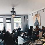 Ресторан Черный - фотография 3
