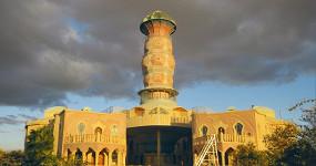 Как художники построили органическую ферму в израильской пустыне