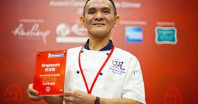 Мишленовская курица, вяленое мясо и десерты: что есть на фестивале Сингапура