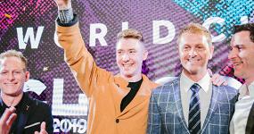 Объявлен лучший бартендер России 2019