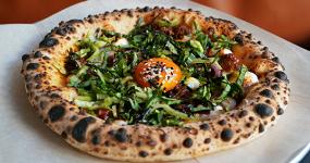 Завтраки в FlØr, новые шефские пиццы в «Пицца 22 cм» и другие новости