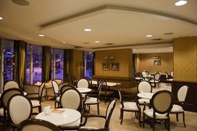 Лобби-бар клубного дома «Тихвин»