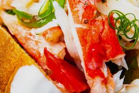 Wine & Crab