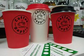 Coffee doppio