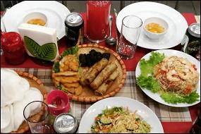 Кафе вьетнамской кухни