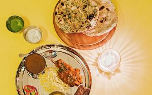 Индийский бар и ресторан «Бардели»: Митя Борисов встречается с Moscow — Delhi
