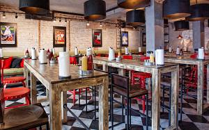 Второй «Фарш», Burgers & Bakery и пристойный бар Ciderella