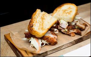Bread & Meat: офисная столовка, ради которой стоит найти работу в Сити