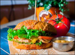 Burger and Wok