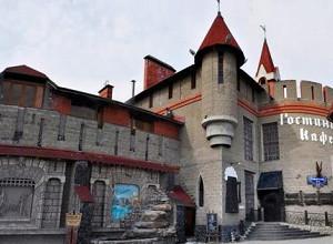 Замок в долине