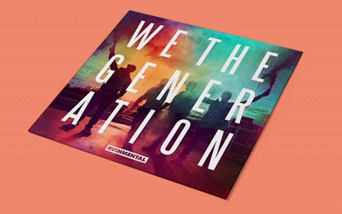 Rudimental «We the Generation»