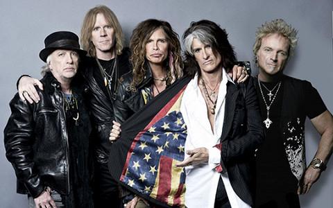 Aerosmith на Дне города