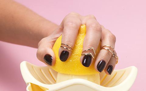 Кольца на фалангу