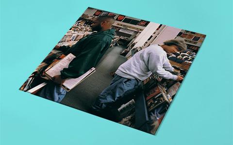 DJ Shadow «Endtroducing…»