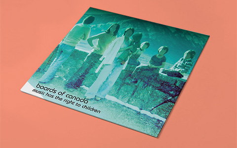 Boards of Canada «Music Has the Right for Children»