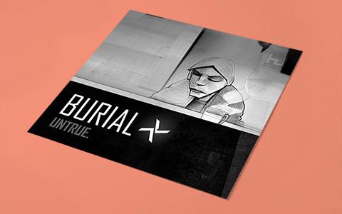 Burial «Untrue»
