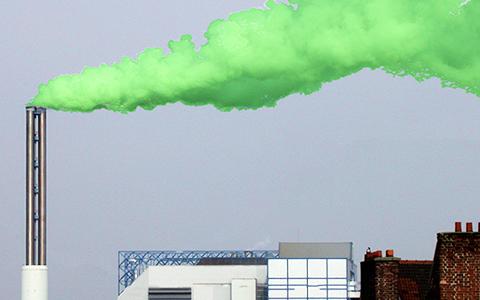 Лазерный дым, парк в воздухе и другие выдающиеся проекты паблик-арта в мире