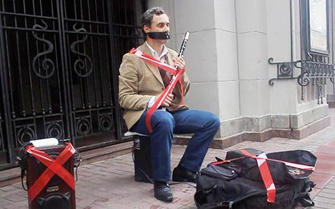 Как уличные музыканты борются с московской полицией