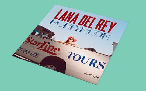 Lana Del Rey «Honeymoon»