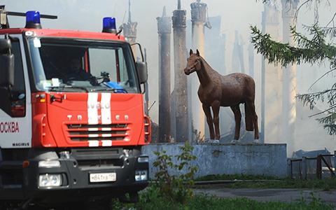 Горит Москва: 10 зданий, которые мы теряли в пожарах