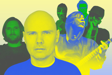 The Smashing Pumpkins, The National, Queens of the Stone Age, Зомби, Flying Lotu