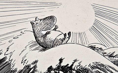 «Самое некрасивое существо в мире»: как Туве Янссон придумала Муми-тролля