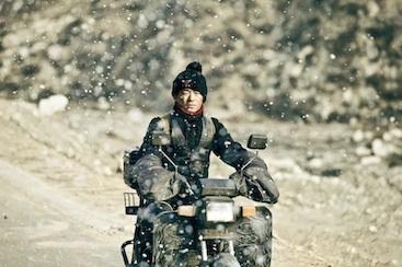 Китано продюсирует Чжанкэ, новое имя в британском кино