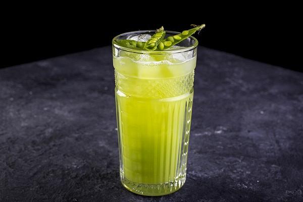 лимонад из зеленого горошка (320 р.)