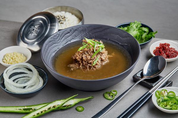 суп «Ккори гумтан» (450 р.)