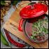 Ресторан Натахтари в Большом Черкасском - фотография 12 - борщ с телятиной