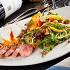 """Ресторан Место время  - фотография 12 - Салат от шеф - повара  """"Нисуаз""""с тунцом, 290гр."""