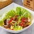 Ресторан Smoking Don - фотография 9 - Стейк салат/Stake salad