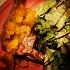 Ресторан Free Hugs - фотография 7 - утка с апельсинами