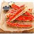 Ресторан Мумий Тролль Music Bar - фотография 1 - Фаланги камчатского краба, приготовленные на пару или обжаренные на сливочном масле, с соевым и креветочным соусами