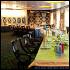 Ресторан Холст-масло - фотография 4 - Банкетное оформление зала и сервировка стола
