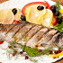 Ресторан Хинкальная на Щепкина - фотография 18 - Форель на углях - традиционное горное грузинское блюдо!